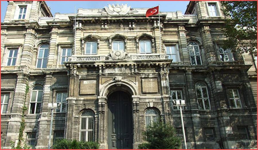 جامعة اسطنبول التقنية İstanbul Teknik Üniversitesi
