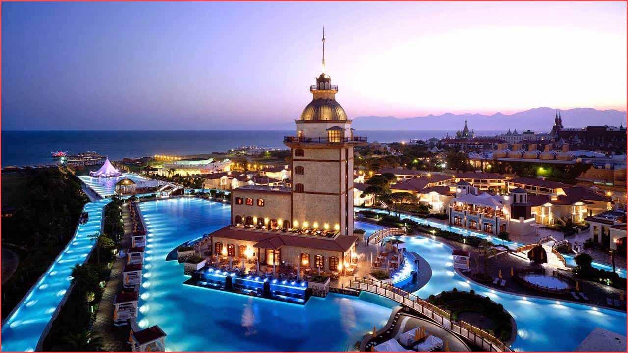 السياحة في مدينة أنطاليا تركيا