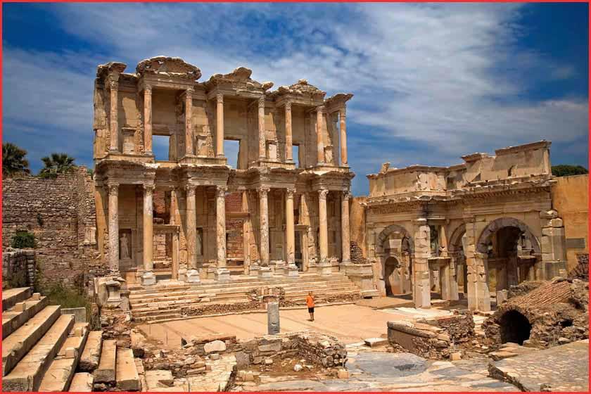 السياحة في مدينة إفسس