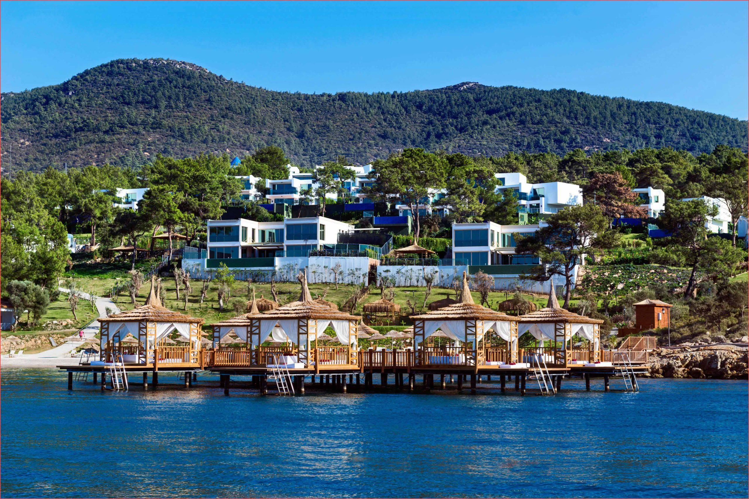 السياحة في مدينة بودروم تركيا