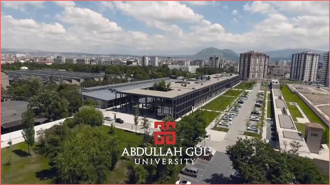 جامعة عبد الله غول تعرف علي المصاريف والرسوم الدراسية الجامعية