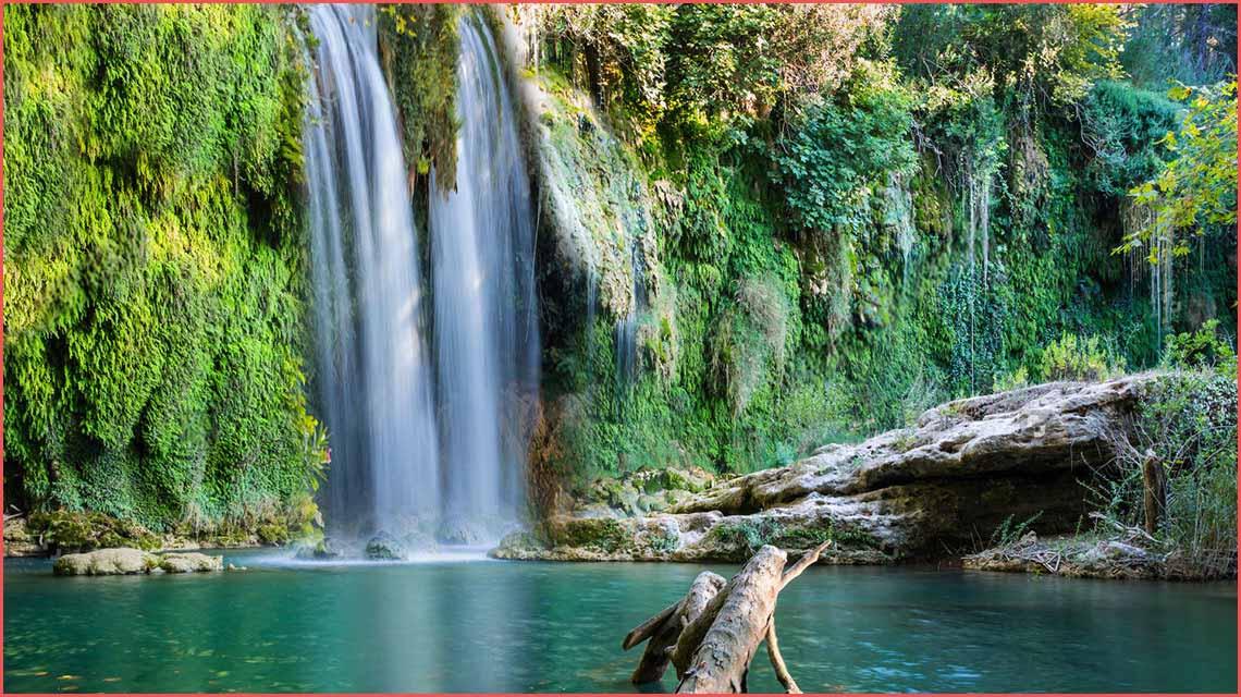 شلالات أنطاليا