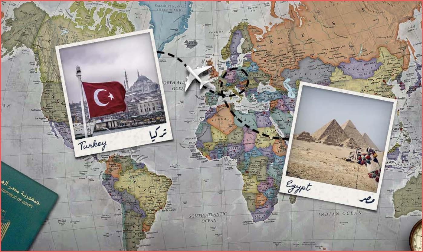 اسهل طريقة للحصول علي فيزا تركيا للمصريين بالتفصيل في هذا المقالة