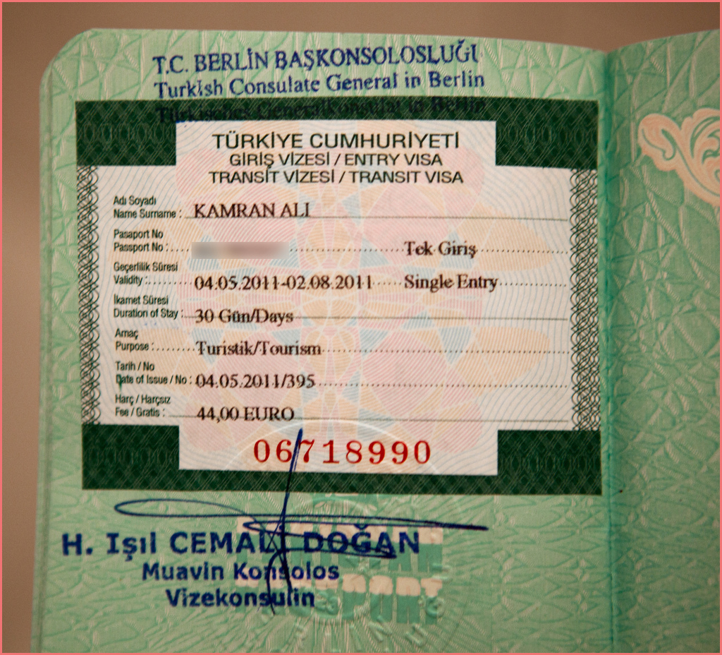 بالتفصيل كيف الحصول علي فيزا تركيا لليمنيين 2020