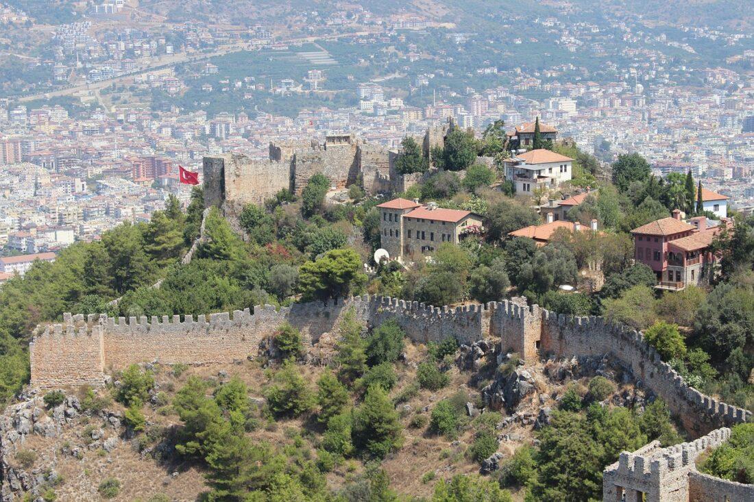 اجمل مدن تركيا في الصيف