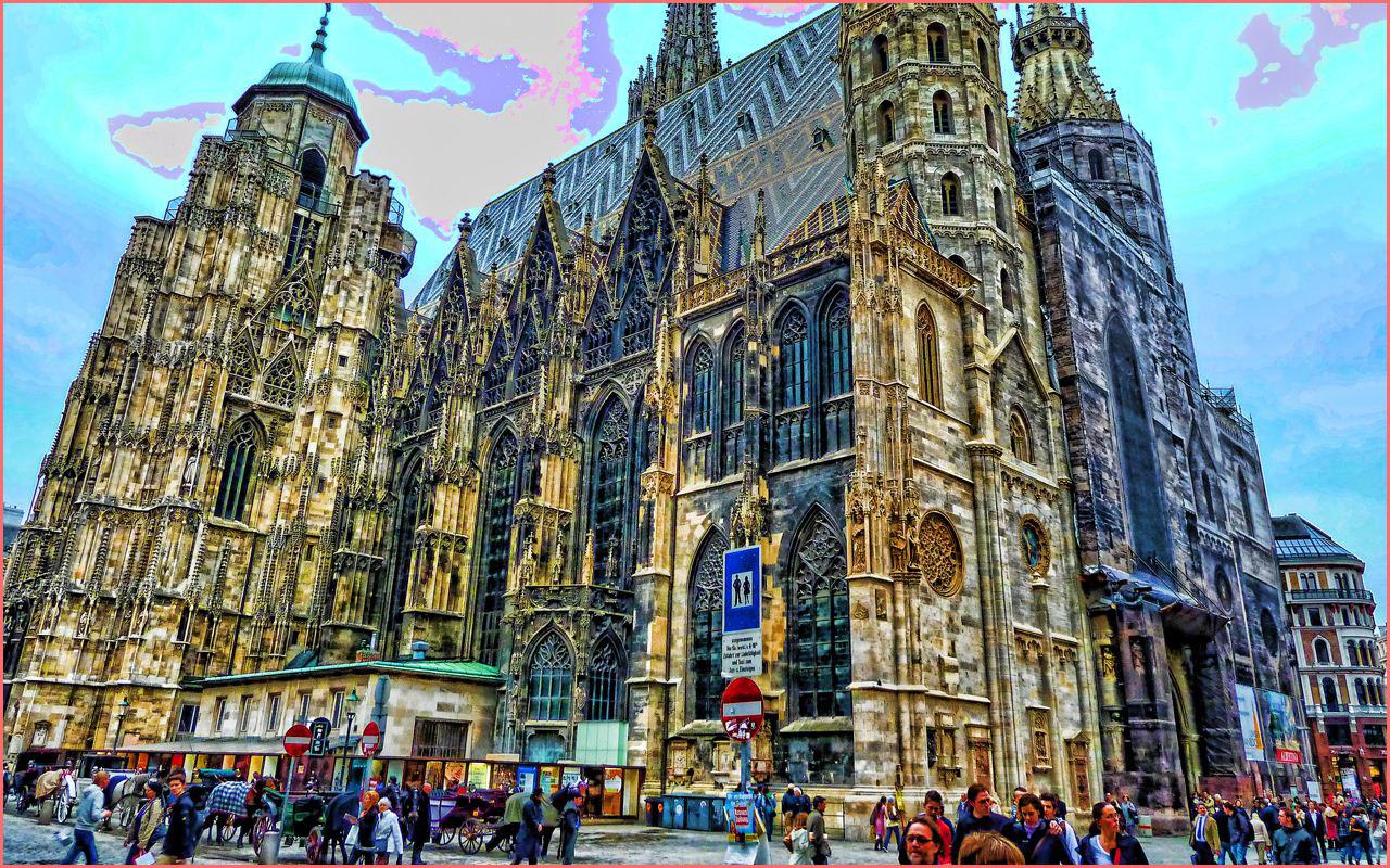 أماكن تاريخية في فيينا