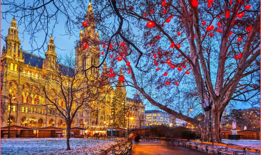 افضل الاماكن السياحية في فيينابرنامج سياحي متميز