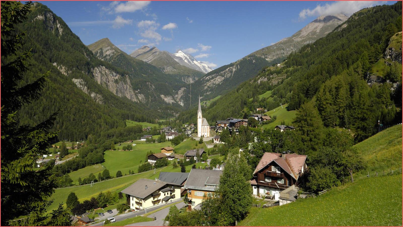 الريف في النمسا