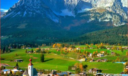 السياحة في النمسا للعوائل تجربة لا تنسى
