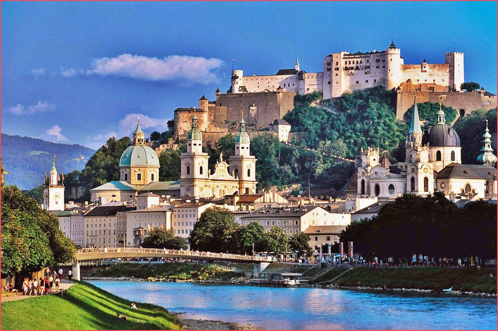 السياحة في سالزبورغ أفضل 5 أماكن سياحية في سالزبورغ