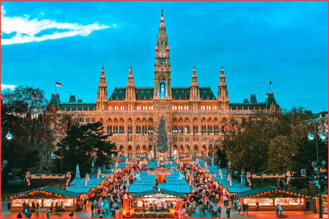 المدن التاريخية في النمسا