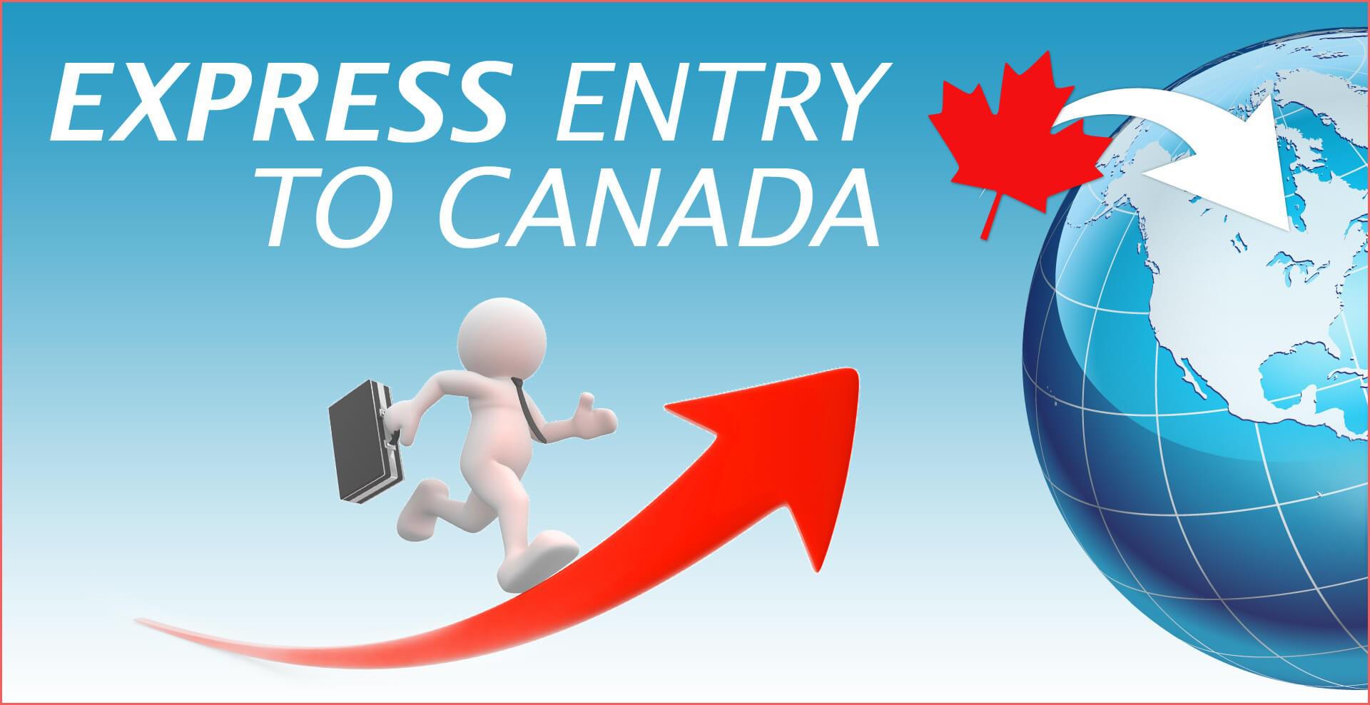 الهجرة الى كندا من تونس عن طريق نظام الدخول السريع