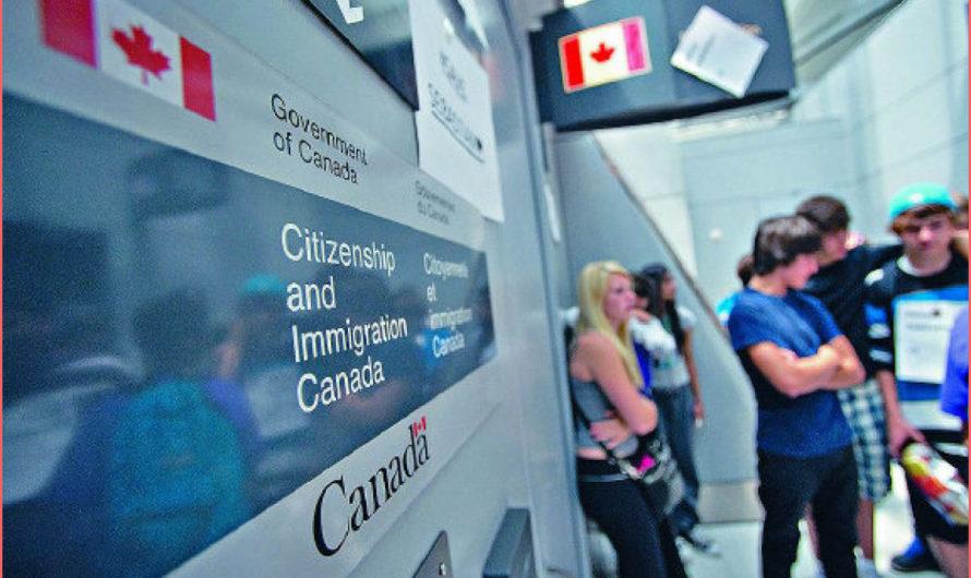 خدمات موقع السفارة الكندية للهجرة للراغبين في طلب اللجوء والهجرة