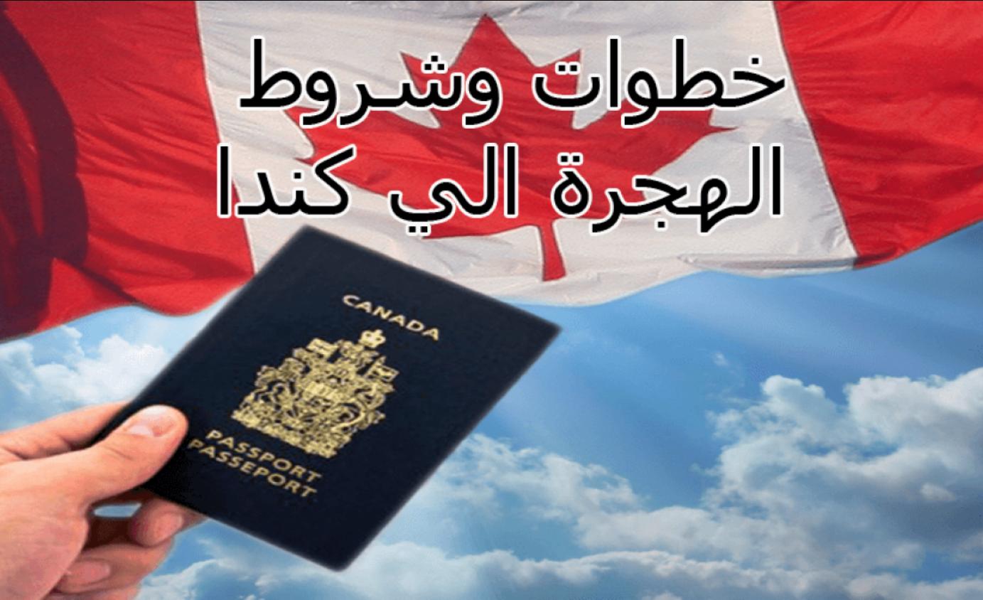 خطوات وشروط الهجرة الى كندا للمصريين التي يجب الالتزام بها