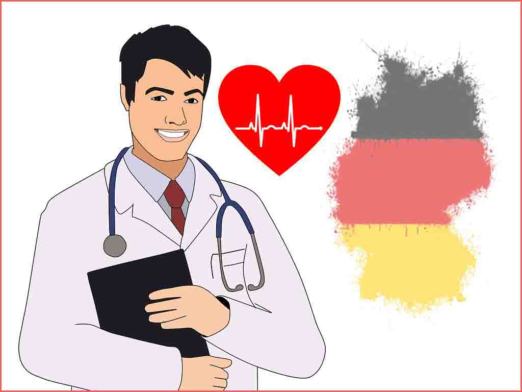 دراسة الطب في المانيا