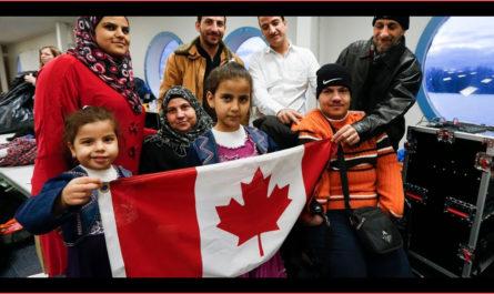 رواتب اللاجئين في كندا 2020