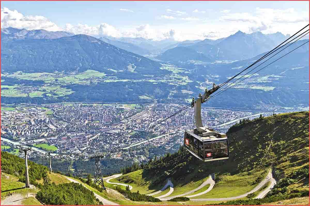 قائمة لأهم واجمل مدن النمسا الريفيه