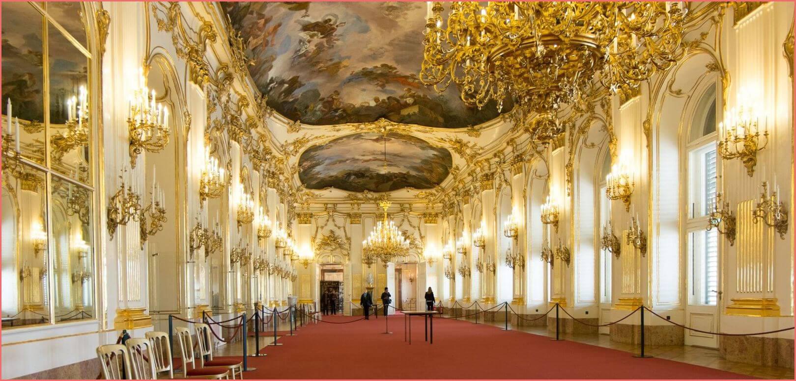قصور فيينا التراثية