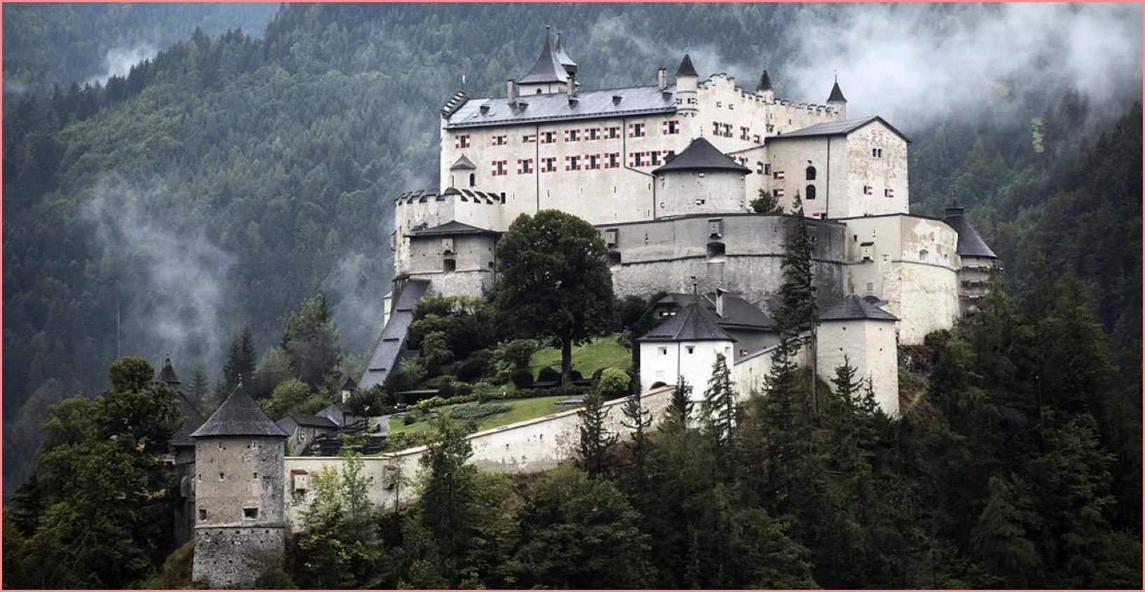 قلعة هوهن في سالزبورغ