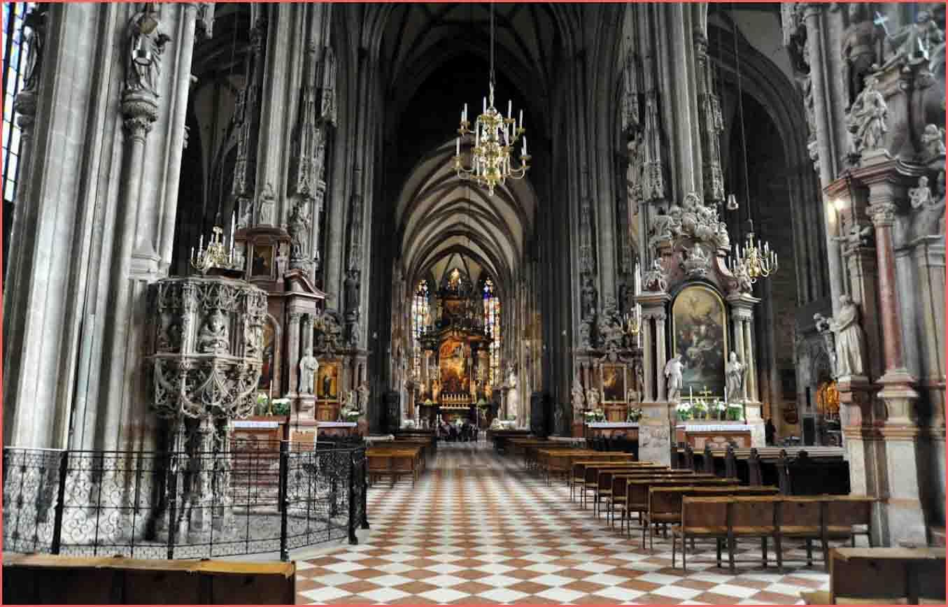 كاتدرائية سانت ستيفن St. Stephen's Cathedral