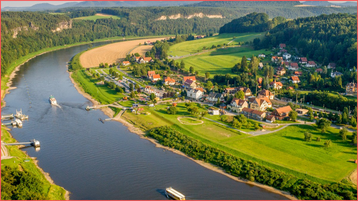 نهر الدانوب النمسا