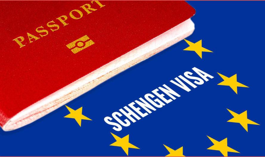إجراءات تقديم طلب فيزا شنغن المانيا (C –  D) بالتفصيل