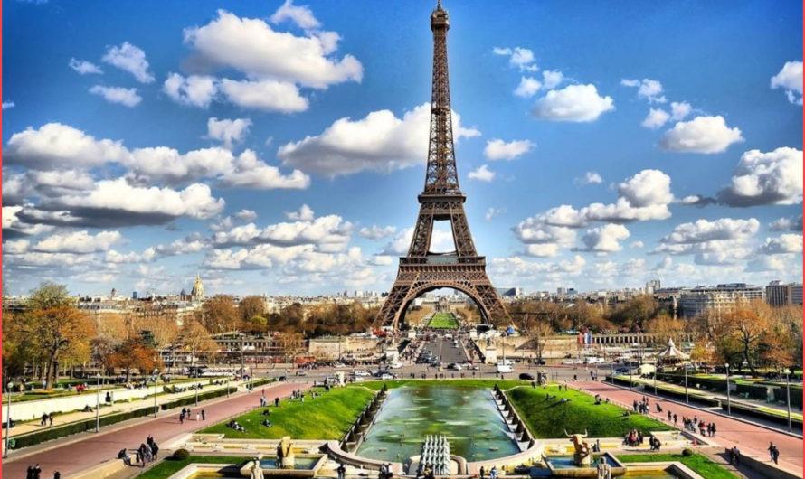 الاماكن السياحية في باريس المسافرون العرب