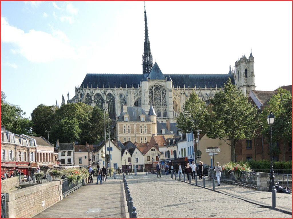 السياحة في مدينة اميان الفرنسية