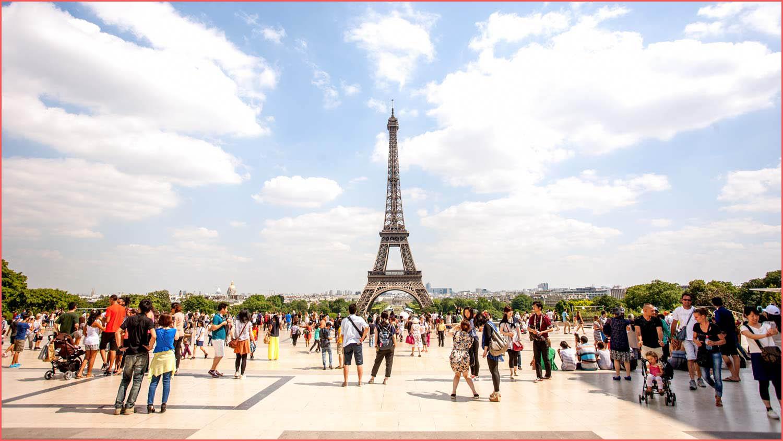 برنامجك السياحي لأهم المعالم السياحية في فرنسا