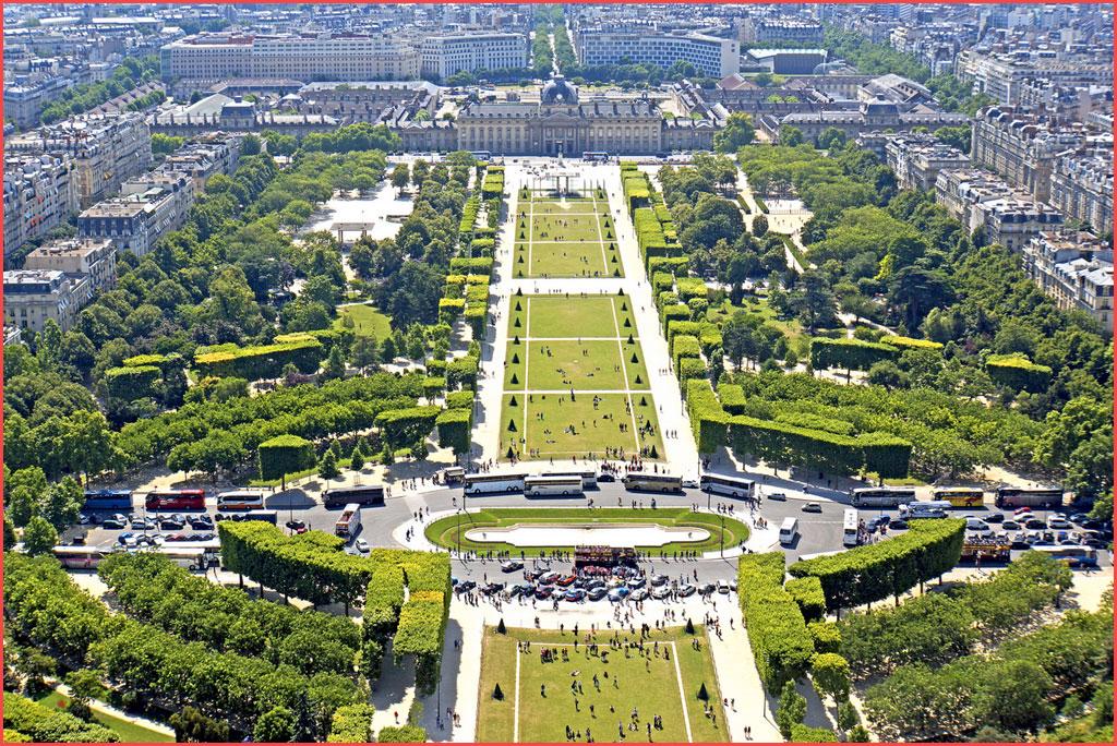 حديقة شامب ديمارس