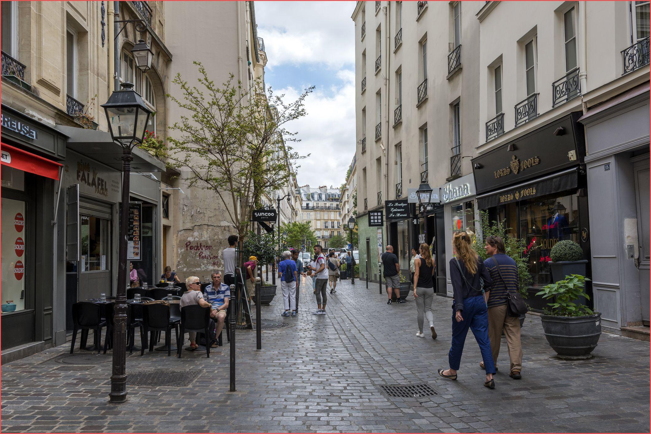 حي ماريه في باريس