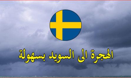 طرق تقديم طلب هجرة الى السويد وشروط الموافقة على طلب الهجرة