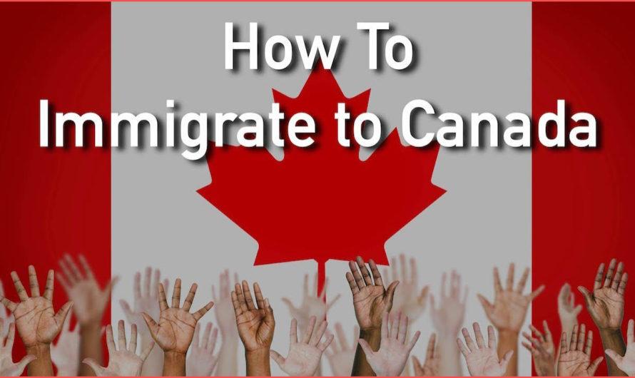 طريقة السفر الى كندا عن طريق (الكفالة الكنسية – المفوضية – إقامة عمل)