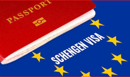 طريقة تعبئة نموذج طلب تاشيرة شنغن المانيا خطوة بخطوة
