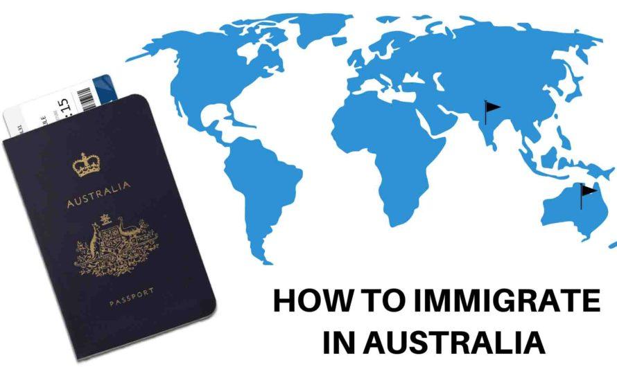 كيفية الهجرة الى استراليا (الشروط – الأوراق المطلوبة – خطوات التقديم على الهجرة)