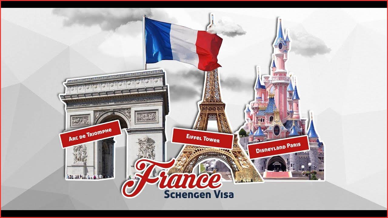 ماهي الوثائق المطلوبة للحصول على تاشيرة فرنسا