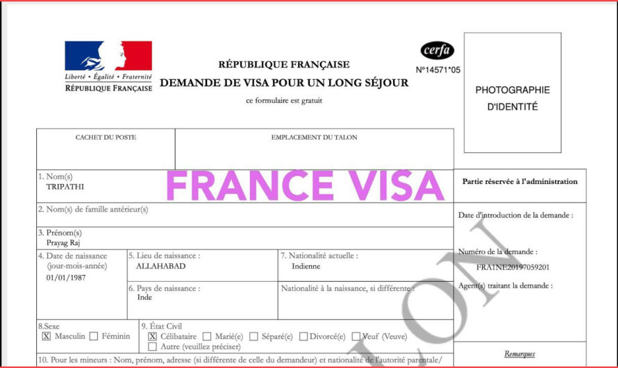 ما هي الاوراق المطلوبة لاستخراج فيزا فرنسا وإجراءات استخراج الفيزا؟