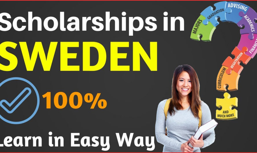 للطلاب الدوليين منح دراسية مجانية في السويد 2020/ 2021
