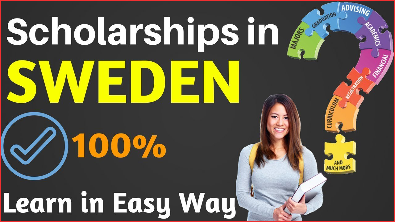 منح دراسية مجانية في السويد 2020/ 2021