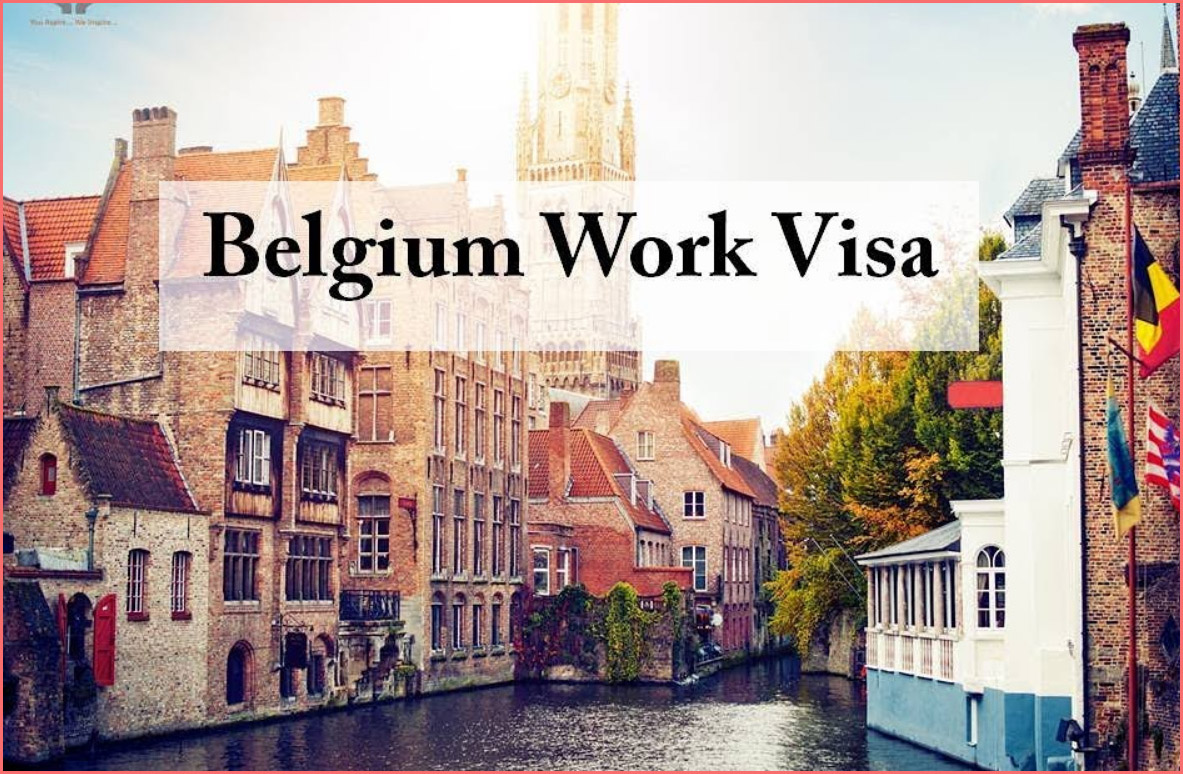 افضل وظيفة للحصول على تاشيرة بلجيكا