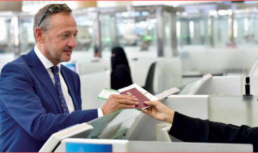 اجراءات الاستعلام عن صدور تاشيرة من القنصلية السعودية