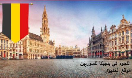 إجراءات اللجوء في بلجيكا للسوريين 2020/ 2021