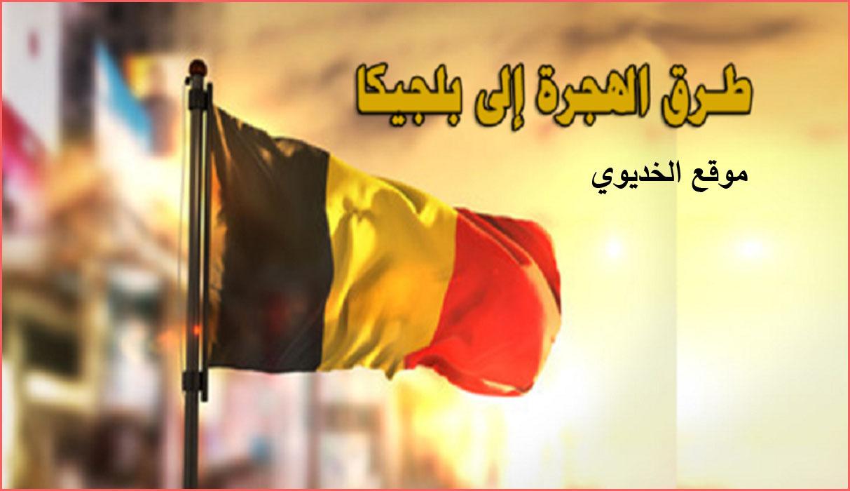 طرق الهجرة الى بلجيكا .. الهجرة عن طريق عقد العمل