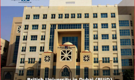 الجامعة البريطانية في دبي .. تعرف على تخصصات الجامعة البريطانية في دبي