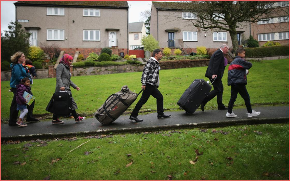 اللجوء الى بريطانيا للسوريين .. تعرف على الشروط وخطوات تقديم طلب اللجوء