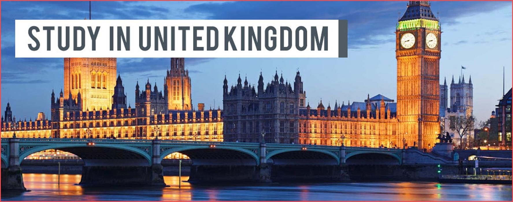 الهجرة الى بريطانيا عن طريق الدراسة
