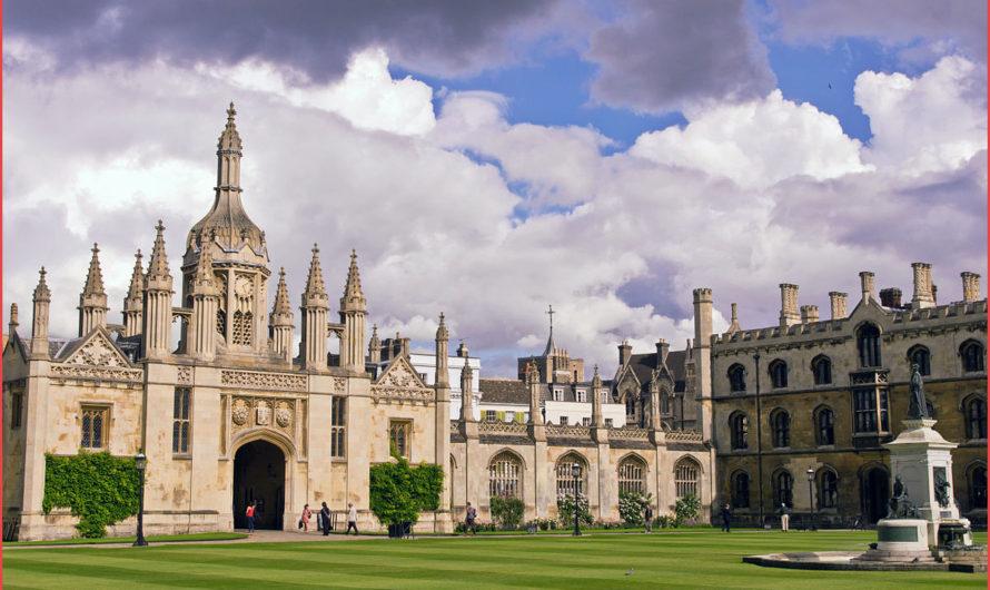 تخصصات جامعة كامبردج لجميع المراحل (بكالوريوس – ماجستير – دكتوراة)
