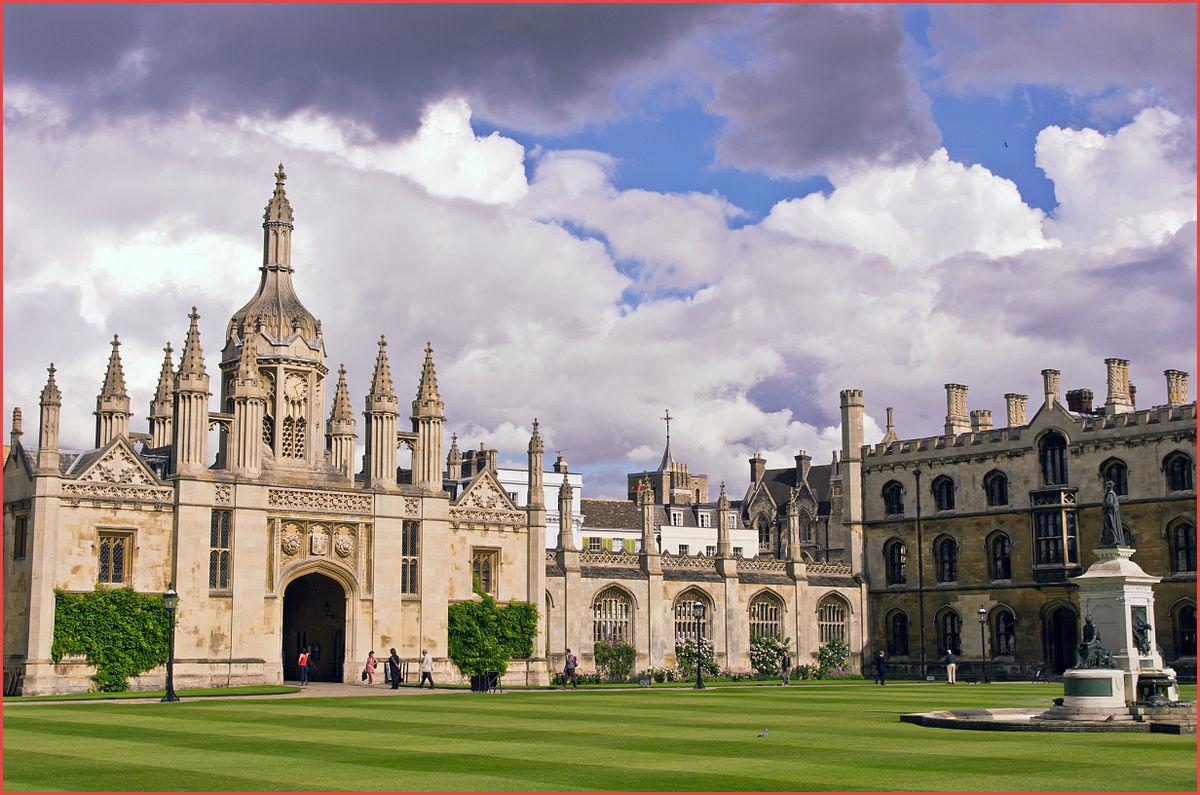 تخصصات جامعة كامبردج