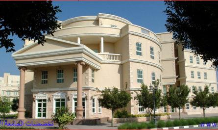 تخصصات الجامعة الامريكية في دبي .. تعرف على رسوم الدراسة في الجامعة الأمريكية بدبي